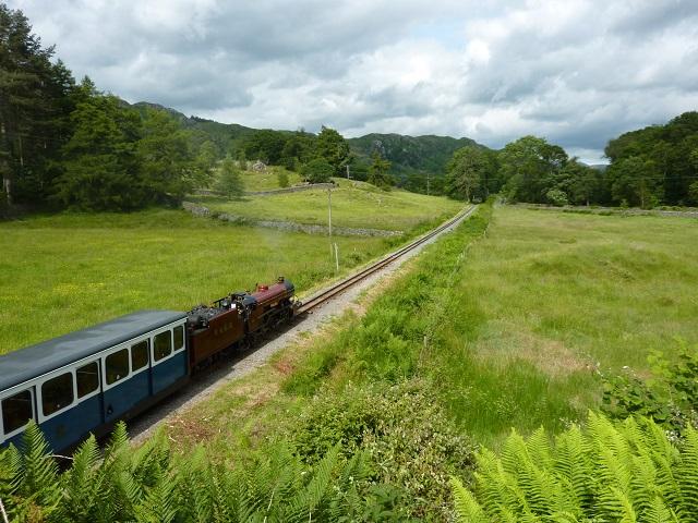 Eskdale Green, Eskdale Railway
